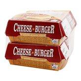 Cheeseburgers Boeuf Férial,FERIAL,145g