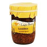 Lentilles Laguilhon Aux petits légumes - 750g