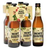 Mort Subite Bière  blonde 4x25cl