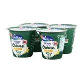 Yaourt vanille Délisse Lait chèvre - 4x125g