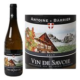 Antoine Barrier Vin blanc Antoine Barrier De Savoie AOC - 75cl