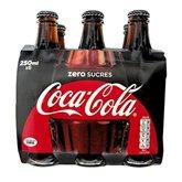 Coca Cola Zéro 6x25cl