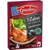 Cuisse de canard maigre confite Le Gaulois- 280g