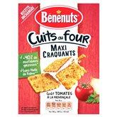 Bénénuts Crackers  Tomate et oignon - 90g