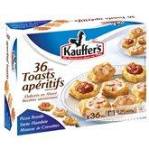 Kauffer's Feuilleté toast Kauffer's x36 - 500g