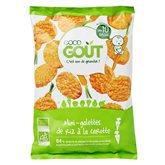 Good Goût Mini galettes de riz Good Goût à la carotte dès 10 mois - 40g