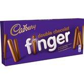 Cadbury Biscuits Finger Cadbury Double chocolat - 114g