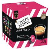 Carte Noire Café expresso Carte Noire Dolce Gusto - x16 - 128g