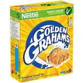 Nestlé Barres céréales Golden Grahams Nestlé, minis 6x25g