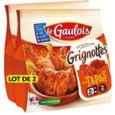 Le Gaulois Grignotte de poulet  Tapas - 500g