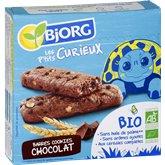 Bjorg Barre cookie choco Bjorg Bio - 140g