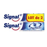 Signal Dentifrice Signal Fraîcheur Aquamenthe - 2x75ml