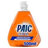 Paic  Liquide vaisselle Paic Excel+ Destructeur de graisse - 500ml