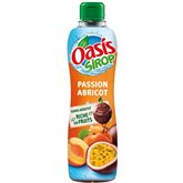 Oasis Oasis sirop Passion abricot - 75cl