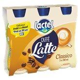 Lactel Caffe Latte Classique Lactel 3x20cl