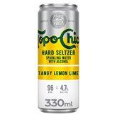 Lemon Topo Chico Tangy Lemon Lime Hard Seltzer canette - 33cl