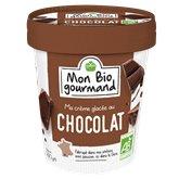 Mon Bio gourmand Crème glacée Mon Bio Gourmand Chocolat - 280g