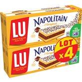 LU Biscuits Napolitain Lu L'Original - 4x180g