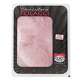 Jambon cuit infernu Folacci 4 tranches 150g