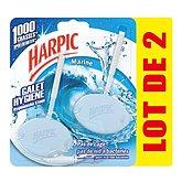 Harpic Blocs wc  Marine lot x2