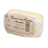 Beurre fermier doux Goupil 250g