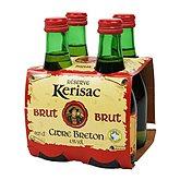 Cidre brut quadrette Kerisac 4.5%vol. - 4x25cl