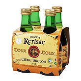 Cidre doux quadrette Kerisac 2%vol. - 4x25cl