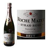 Roche Mazet Syrah rosé  IGP 12% Pays d'Oc - 75cl