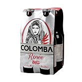 Biere Colomba Rosée - 4x25cl