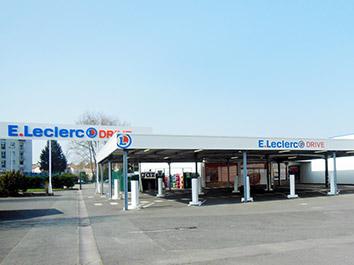 Drive poitiers saint beno t retrait courses en ligne for Leclerc poitiers